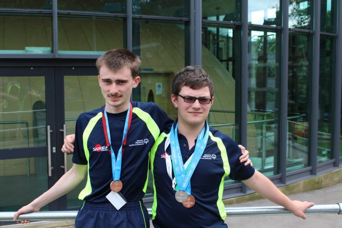 Special Olympics glory for Project Search graduates