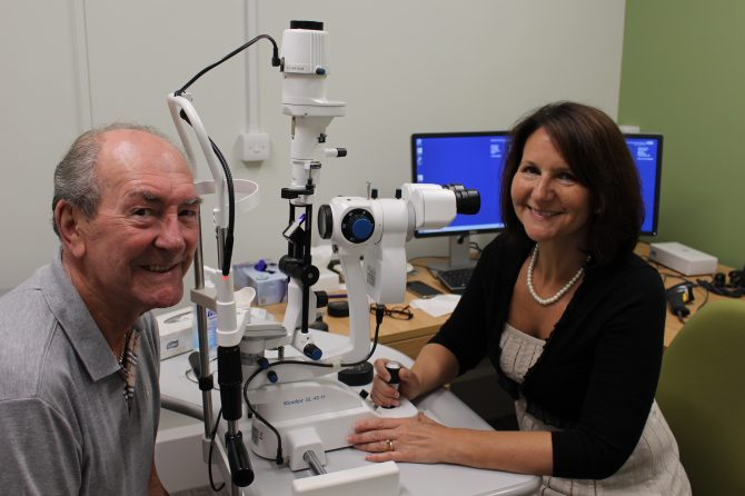 Cutting-edge macula centre opens its doors