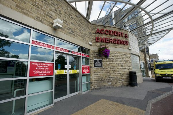 Think carefully before attending A&E at BRI and Airedale Hospital
