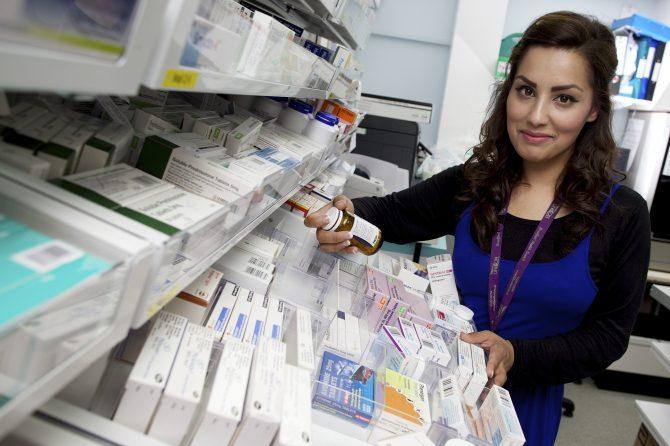 Bradford pharmacies' Easter opening times