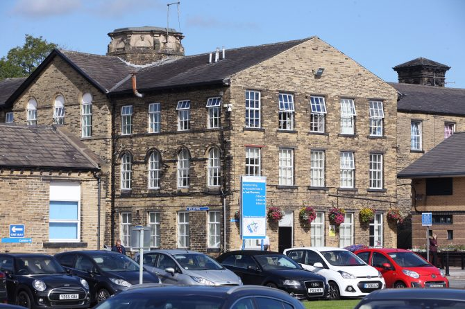 The gender pay gap at Bradford Teaching Hospitals