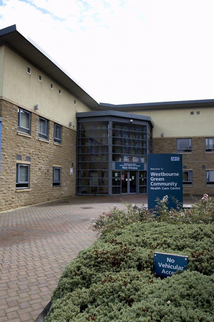 Westbourne Green Community Hospital
