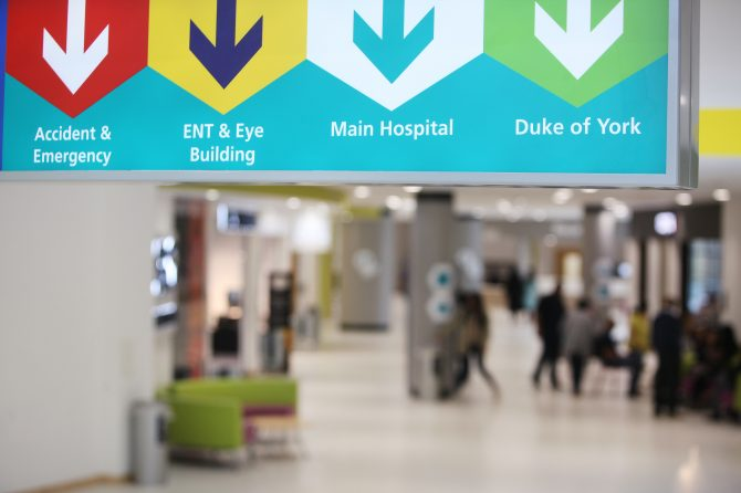 Online accessibility tool opens our hospitals to all
