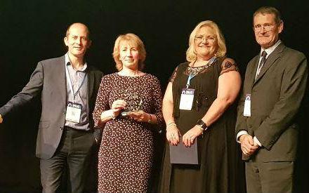 Bradford dietitians scoop national awards