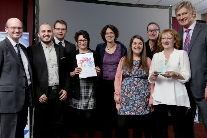 Trust celebrates Brilliant Bradford staff at annual awards night