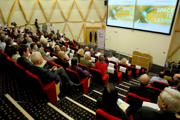 Annual meetings and displays will showcase work of Hospital Trust