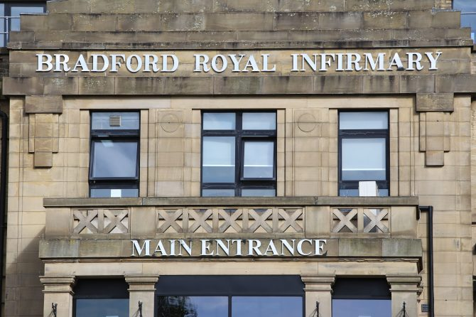 Cancer charities to offer support at Bradford Royal Infirmary