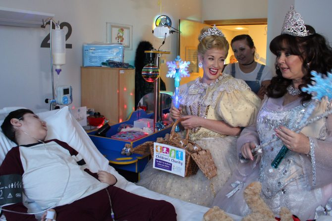 New Children's Unit to celebrate first birthday at tea party