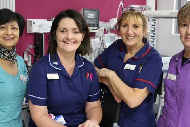 Unicef first for pioneering Bradford Neonatal team