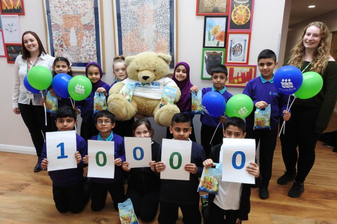 Born in Bradford primary school study tests 10,000th child