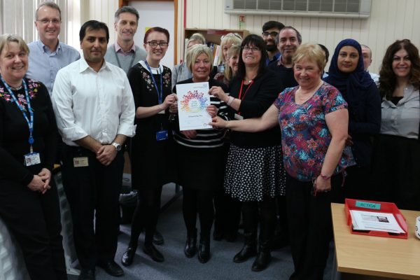 The Histopathology Team - Team of the Month February 2018