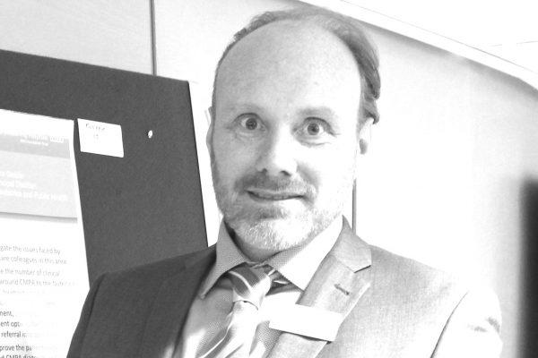 Dr Jonathan Barber