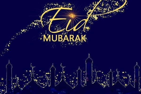 Happy Eid to all our patients, staff, volunteers and friends!