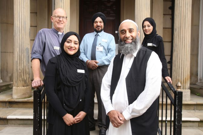 Volunteers of all faiths and none sought to support Chaplaincy Service