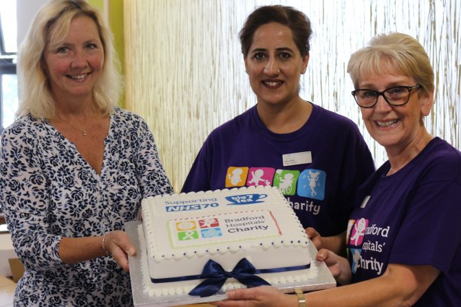 Our NHS is 70 this week – join in the celebrations at Bradford Hospitals!