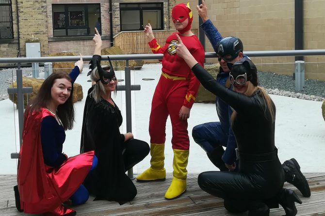 Daredevils set to take the plunge for Bradford Hospitals' Charity