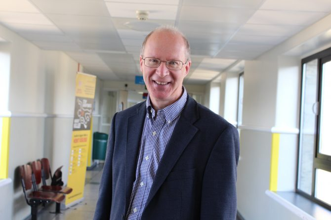 Bradford-based nationally-renowned expert in elderly care research retires