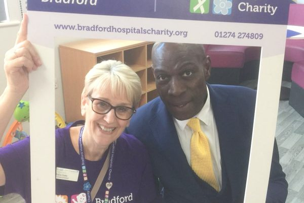 1.2 million reasons to support Bradford Hospitals' Charity