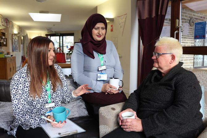 Bradford project is supporting people to live better with and beyond cancer