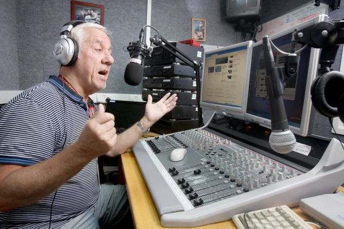 Hospital radio station marks four decades on air at birthday bash