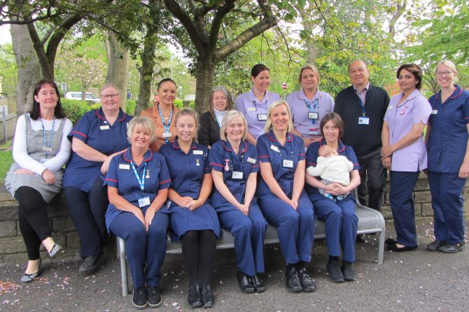 Cardiac Rehabilitation team secure national award for outstanding service