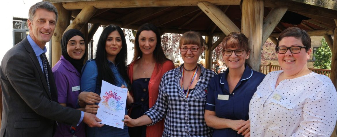 Team of the Month May 2019 Maternity Communications Group