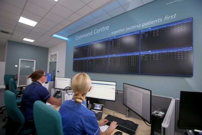 Digital healthcare journey gathers pace for 'much improved' Bradford hospitals