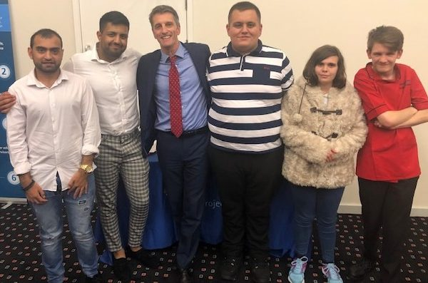 Project Search interns graduate from pioneering employment programme