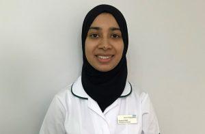 Occupational Therapist Razina Patel