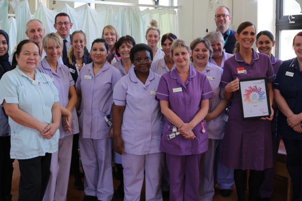 Ward 5 - Team of the Month for September 2019