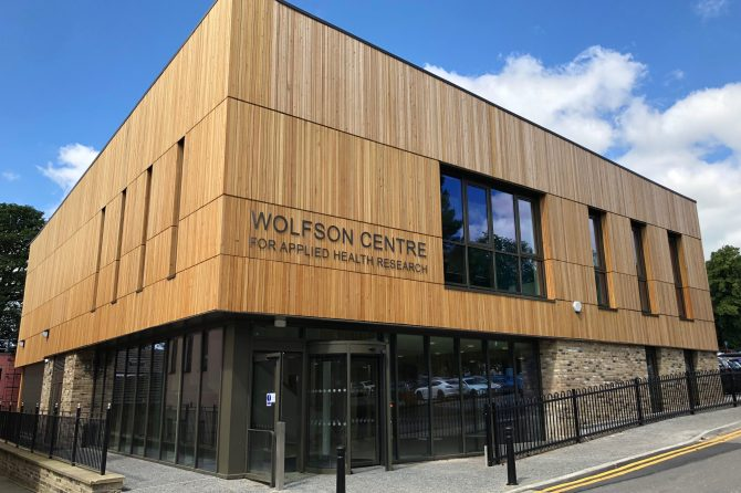 Multi-million-pound health research centre opens doors in Bradford