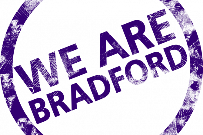 Trust's 'We are Bradford' campaign in running for prestigious national award
