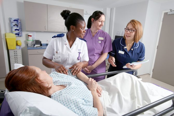 Research into how NHS nurses can strengthen resilience starts in Bradford