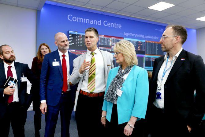 Bradford Teaching Hospitals set to transform care with Command Centre