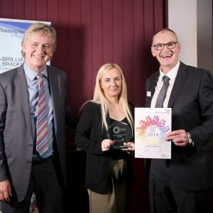 Picture: Lorne Campbell / Guzelian Bradford Teaching Hospitals HNS Trust 2019 Staff Awards , held at Bradford City Football Club's Valley Parade stadium. PICTURE TAKEN ON THURSDAY 5 DECEMBER  2019
