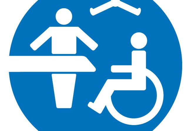 £17K Government funding set provide adapted toilets for St Luke's Hospital