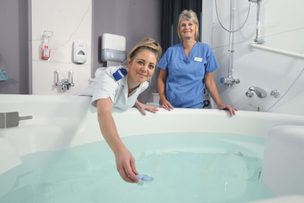 Trust's highly-rated maternity services praised by national survey