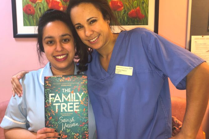 Healthcare Assistant Sairish publishes first novel with Harper Collins