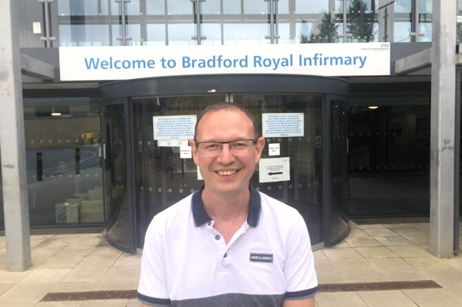 Trust appoints Bradford's first-ever renal Living Donor Coordinator