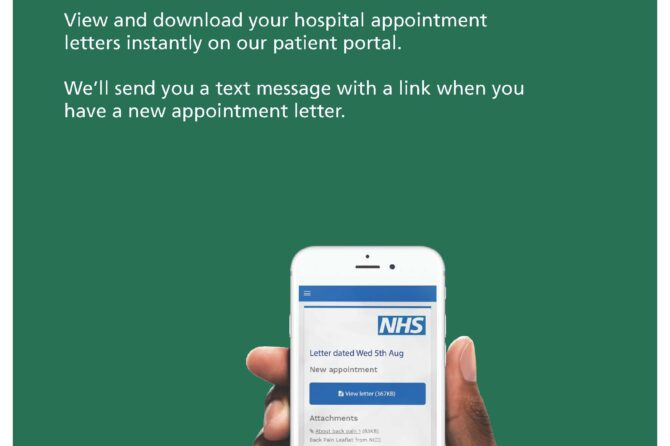 Digital patient letters launched at Bradford Teaching Hospitals