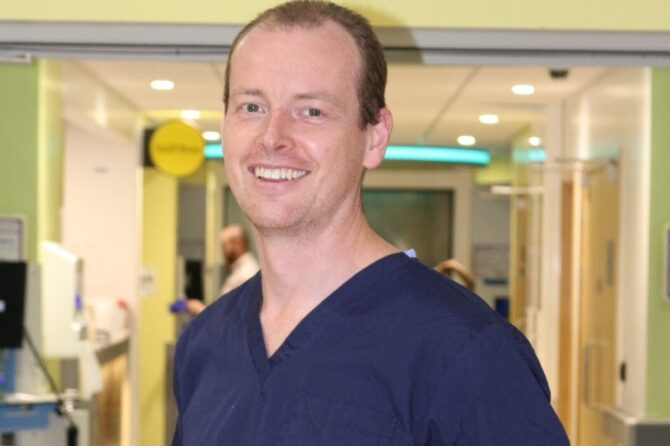 Bradford doctor awarded an MBE for services to the NHS