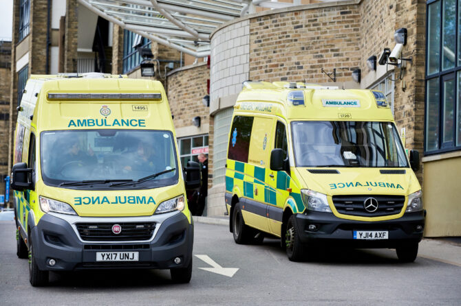 Please think carefully before visiting A&E at Bradford Teaching Hospitals