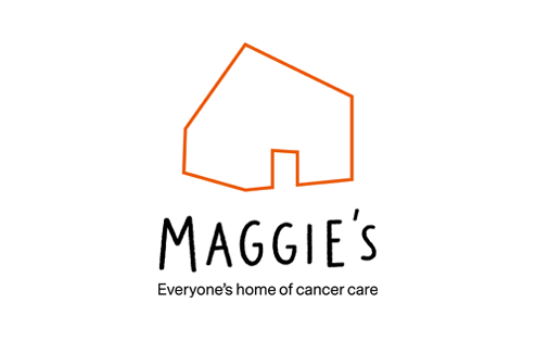 Maggie's cancer centre logo
