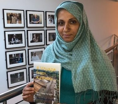 Research Fellow Aamnah's book tells father's remarkable story