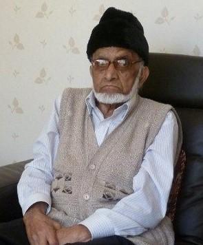 Abdul Rehman Khan, father of BiB Research Fellow, Aamnah Rahman