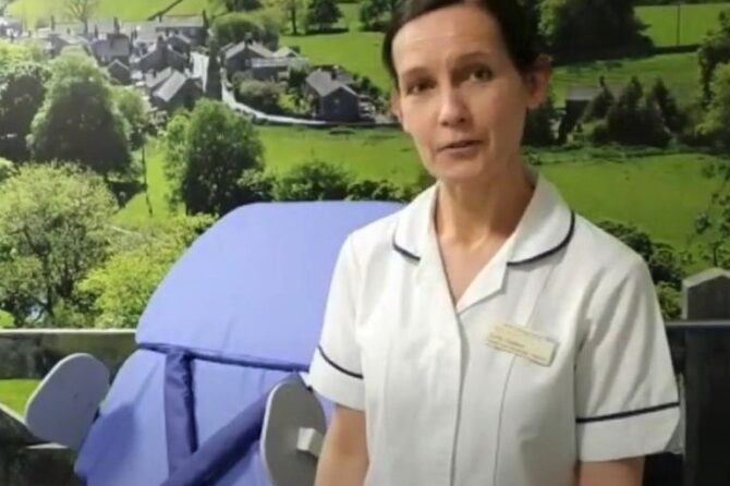 Physio nominated for top award for 'outstanding' work with COVID patients