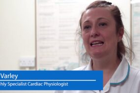 Cardiology – drive-through heart monitoring service