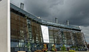 University of Bradford building
