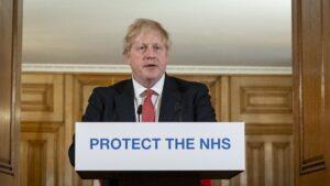 Boris Johnson Covid press conference