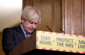 Boris Johnson press conference Covid-19